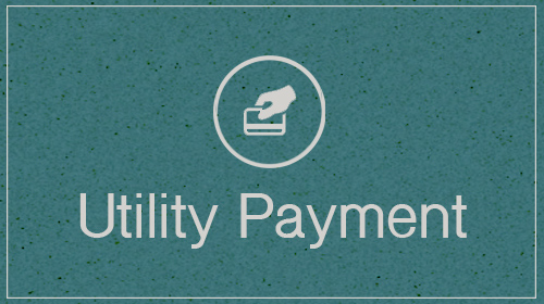 utility payment